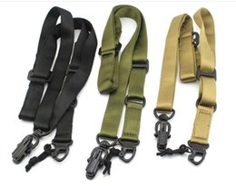 Honda gancho online-Gen 2da Correa para el hombro Airsoft Multi Mission Hook Carry Belt Mount Mount Steel Sling para rifles Pistola de caza