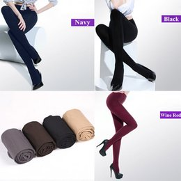 Wholesale Wholesale Clothing Sexy Dance - Wholesale- 1 pair Sexy Beauty Opaque Footed Pantyhose Stockings Dance Tights Spring Summer Women High Quality Clothing Accessories