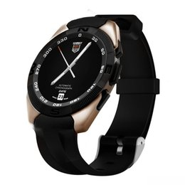Wholesale Original Sms - Original NO.1 G5 Smart Watch MTK2502 Heart Rate Monitor Fitness Tracker Call SMS Reminder Remote Camera for Android iOS