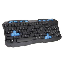 Wholesale Multimedia Notebook Computer - FOREV FV-237 game keyboard multimedia LOL game keyboard for Computer notebook keyboard for DHL Free Shipping