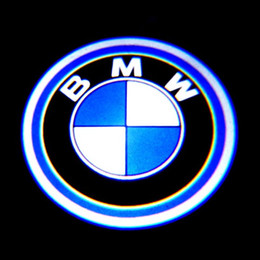 Wholesale Bmw Led Projector - For BMW X5 E53 1999-2006 E39 1995-2002 car welcome LED Ghost Shadow Laser Projector Courtesy Personality Logo Light