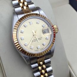 Wholesale Automatic Clock Man - automatic date luxury fashion men and women of the steel belt movement quartz clock men watch