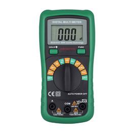 Wholesale Power Multimeter - UT33D UT136B Digital Automatic Range Power LCD Multimeter Voltmeter Ammeter Ohmmeter OHM Capacitance Tester E00661