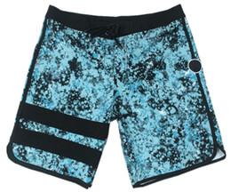 Wholesale Mens Pants Size 38 - Awesome Spandex Bermudas Shorts Mens Surfing Pants Board Shorts Beachshorts Plus Size Male Boardshorts Swim Trunks Casual Shorts 30-38 S-2XL