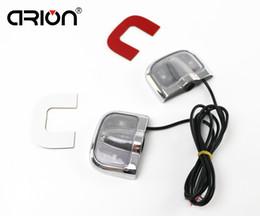 2019 mercedes radio navigation GPS car-styling Nuevo 6a Generación Ghost Shadow Puerta de coche Luz LED Láser Logo proyector Etiqueta de cortesía Lámpara Bem-vindo