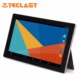 """Wholesale Windows Tablet Intel - Wholesale- Teclast Tbook 16 Power 8G RAM+64G ROM Windows 10+Android 6.0 Intel X7-Z8750 Quad Core 11.6"""" 1920*1080 2 in 1 Ultrabook Tablet PC"""
