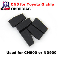 Wholesale Mazda Key Chip - 5pcs lot Original CN5 for Toyota G chip (Used for CN900 or ND900 Device) with free shipping