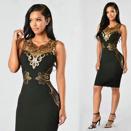 Wholesale Mini Prom Dress Tight - Sexy Tight Pencil Evening Dress 2016 Fashion Design Lace Decoration Formal Prom Party Bandage Dresses Sexy Clubwear Slim Package Hip Dresses