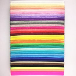 Wholesale Shimmer Elastic Headbands - Wholesale 200pcs lot Baby Elastic headbands for baby girls Foe Shimmer Satin hair Accessory 22colors Free shipping