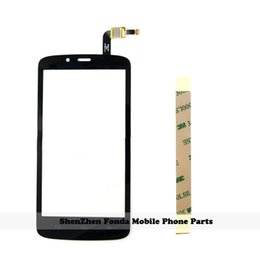 Wholesale Digitizer Tape - Wholesale- Black Touchscreen For huawei Honor 3C Lite Touch Screen digitizer touch screen sensor Free Tape