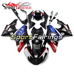 Wholesale Bmw Bodywork - Injection Fairings For BMW S1000RR 11 12 13 14 2011 - 2014 Plastics ABS Fairings Motorcycle Fairing Bodywork Cowling Gloss Blue Black Red