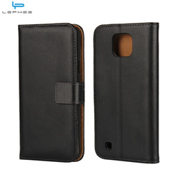Wholesale Water Cam - For LG X Screen CAM Spirit H440 G Optimus L7 II Flip Leather Case Wallet Credit Card Holder Stand Magnetic Cover Shockproof