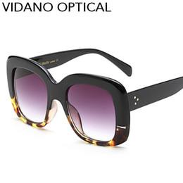 Wholesale Party Shades Sunglasses - Vidano Optical Hottest Fashion Designer Butterfly Sunglasses For Men & Women Unisex Luxury Sun Glasses Rave Party Shades UV400