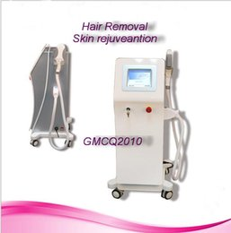 Wholesale E Light Hair Removal - Hot Selling Fast Effective Professional E-LIGHT IPL + RF skin Rejuvenatiion Face Care hair removal beauty machine