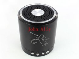 Wholesale Disk T - Wholesale T-2020A Digital portable Mini bluetooth Speaker USB Disk Micro SD TF Card FM Radio Line In  Out wireless sound box