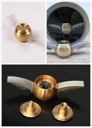 Wholesale Metal Hand Fans - NEW Arrive Golden Snitch Harry Potter Fans Fidget Spinner Hand Toy For EDC ADHD Children Adult