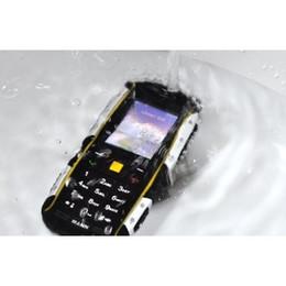 Wholesale Mann Rugged Phone - Original MANN ZUG S+TF card IP67 Waterproof mobile phone dustproof shockproof Outdoor phone Rugged Dual SIM 3G CDMA MP3 cell phone