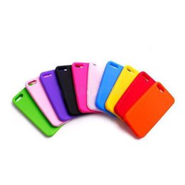 Wholesale Smartphone Case Cover Silicone - New Arrival Soft Silicone Cases Cover Case Skin Gel Protector For smartphone 5 5G 200pcs Free DHL