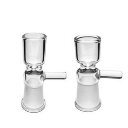 Nouvelle arrivée fumer Bols en verre 14 mm 18 mm Bol en verre femelle Bols en verre pour Bangs ? partir de fabricateur