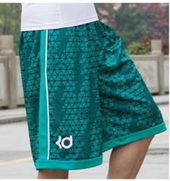 Wholesale Man Bermuda Shorts - Basketballs Short Fashion 2016 Summer Brand KD Kevin Durant Hot Baggy Bermuda Male Loose Runs Men's Shorts Active Plus Size 3XL