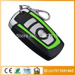 Wholesale Automatic Door Remote - Wholesale- Garage door  automatic door 4 channel wireless copy code rf remote control