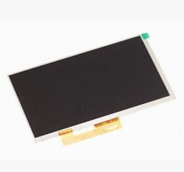 """Wholesale Tft Lcd Screen Display Panel - Wholesale-New LCD Display Matrix 7"""" inch Explay Tornado TABLET 1024*600 TFT LCD Screen Panel Lens Frame replacement Free Shipping"""