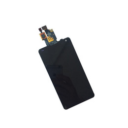 Wholesale Lg Nexus Digitizer - For LG Google Nexus 4 E960 Touch Screen LCD Display Digitizer High Quality Replacement Parts free shipping