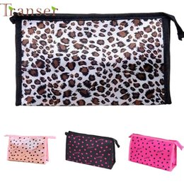 Wholesale Cute Jasmine - Wholesale- Transer Jasmine Superior Quality Multi Color Pattern Cute Color Multi-Function Cosmetic Bag 0210 drop shipping