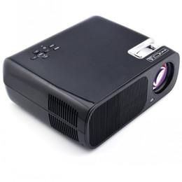 "Wholesale Mini Hdmi Projector Free Shipping - US Stock! New BL-20 HD 1080P Mini projectors Home Cinema Theater 5"" inch 2600 Lumens LCD 800x480 3D Portable Projector Free Ship"