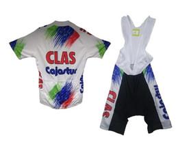 Wholesale Road Cycling Set Clothing - 2017 classic cycling jersey set men summer jersey+bib shorts 3d gel pad ropa de ciclismo maillot road bike clothing Customized