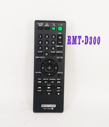Wholesale universal media remote - Wholesale- Original remote control RMT-D300 For Sony Media Player
