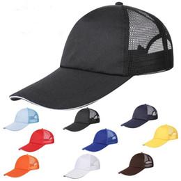 Wholesale Blank Floral Snapback Hat - 2017 Ponytail Hat Trucker Cap Adult Mesh Caps Blank Trucker Hats Snapback Hats Accept Custom Made Logo