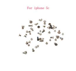 Wholesale Iphone 4s Full Screw Set - for iPhone 4 4s 5 5s 5c 6 6s 6+ 6s+ plus Full Set Screws Replacement repair component mini 50 sets