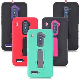 Argentina Soporte rígido TPU PC Estuche rígido para Samsung Galaxy S8 Plus ZTE Z963U Z988 LG LV5 G6 Armadura de camuflaje Defender Teléfono Cubierta de piel GEL Suministro