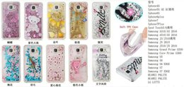 Wholesale Bling Bears - For IPhone 7 Plus 6 6S SE 5 5S 5C 4 4S Bear Flower Magical Dynamic Bling Glitter Star Liquid Quicksand Soft TPU Case Butterfly Floating