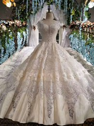 Wholesale Wedding Gowns Online China - Wedding Dress 2017 Satin Sweetheart Beautiful Ball Gown with Lace Up Vestido de noiva Robe de Mariee Shop Online China Lace Bridal Dresses