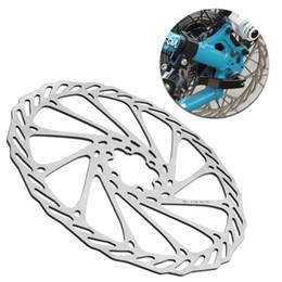 Wholesale Rotor Mtb - NEW 203mm Stainless Steel MTB Bike Disc Brake Rotor Mountain Road Bike Bicycle Parts