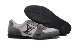 Wholesale Ruffle Heels - 2018 New Fashion Comfortable Men Flat Shoes Lace-up Causal Shoes Footwear huarache Hot Sale Free shipping Size:40-46