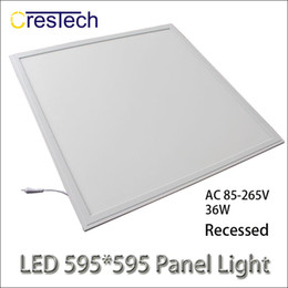 Wholesale Thinnest Ceiling Light - indoor lighting Aluminum Ceiling Light LED panel lights 600 595 LED Panel light 6063 Aluminum ultra thin led