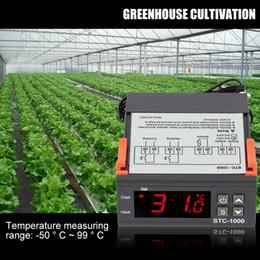 mini termostato universal del regulador de la temperatura de STC-1000 de Digitaces con el sensor para el uso de los laboratorios y el otro sistema controlado de la temperatura desde fabricantes
