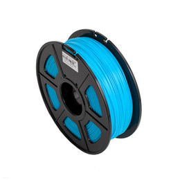 Wholesale 3d Printer Filament 3mm - wholesale glowing Plastic 1.75mm 3mm ABS PLA HIPS 3D Printer Filament welding rods for Makerbot Mendel, Prusa Huxley in high quality