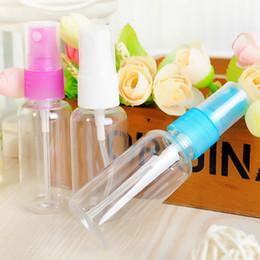 großhandel parfums sets Rabatt Großhandels- Reise-Flaschen stellten leeren Plastikzerstäuber-nachfüllbaren Parfüm-Spray 30ML ein