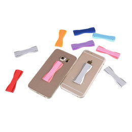 Wholesale Secure Rings - Mobile Phone Secure Grip Universal Anti-slip Handheld Finger Strap Ring Holder for iphone 7   7 Plus   6S for ipad Air 2   mini