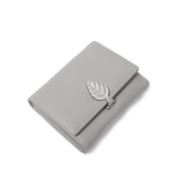 Wholesale Ladies Hip Folds - New Arrival Women Mini Wallets Lady Brand Three Fold Purse Coin Pocket Handbag High quality Clutch bag Card Holder Small Wallet