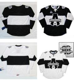Wholesale custom hockey jerseys cheap - Wholesale Customize QMJHL Blainville Boisbriand Armada Jersey Mens Womens Kids Custom Any Name No. Ice Hockey Cheap Jerseys Goalit Cut