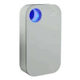 Wholesale Ion Air Cleaners - Negative Ion Vitamin LED Night Light for lighting & Air cleaning at Sleep