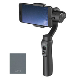 Wholesale Handheld Stabilizer - Zhiyun SMOOTH Q 3-Axis Handheld Gimbal Portable Stabilizer for Smartphone Vertical Shooting with free DHL shipping