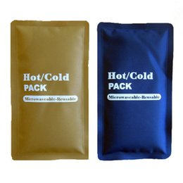 Wholesale Wholesale Plastic Bags For Food - High Quality Ice pack cold pack Reusable Plastic Cooler Bag For Food Storage Ice Gel Packs Cubes Physical Cold Therapy Cooling Pack