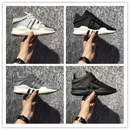 Wholesale New Mens Fall Fashion - 2017 New EQT Support ADV Primeknit Running Shoes,Mens and Womens Casual Shoes Cheap Fashion Running Sneakers,Size 36-45