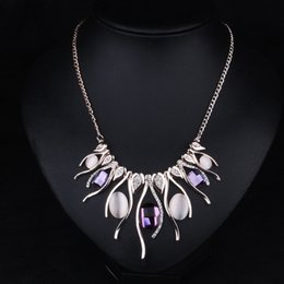 Wholesale Celtic Clothing Women - Women Clothing Accessories Necklace Pendant All-match Western Style Elegant and Pleasant Clavicle Short Chain Jewelry as Christmas Gifts